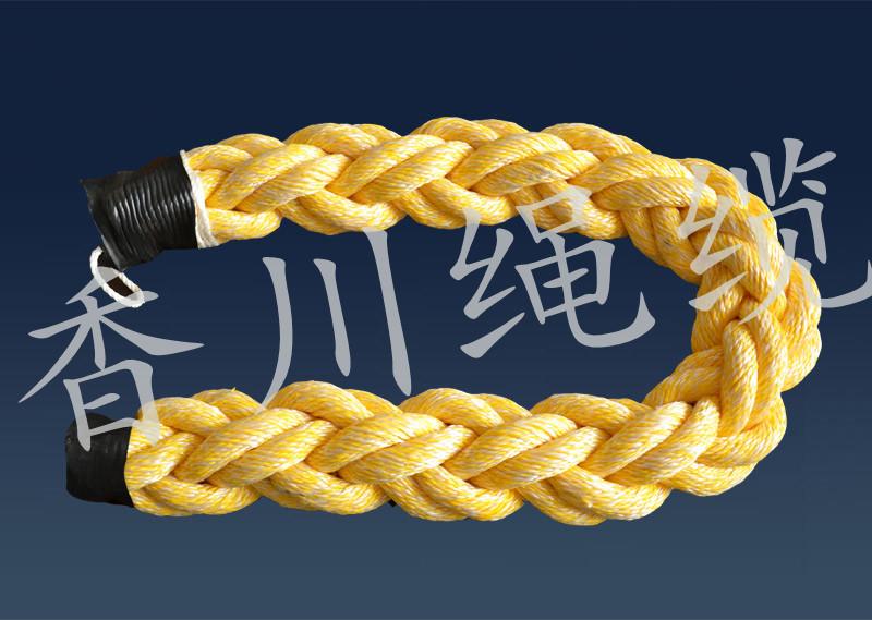 高性能聚酯混合绳
