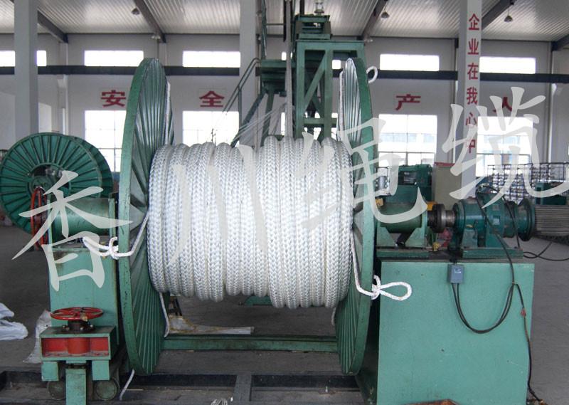 丙纶长丝双层编织绳