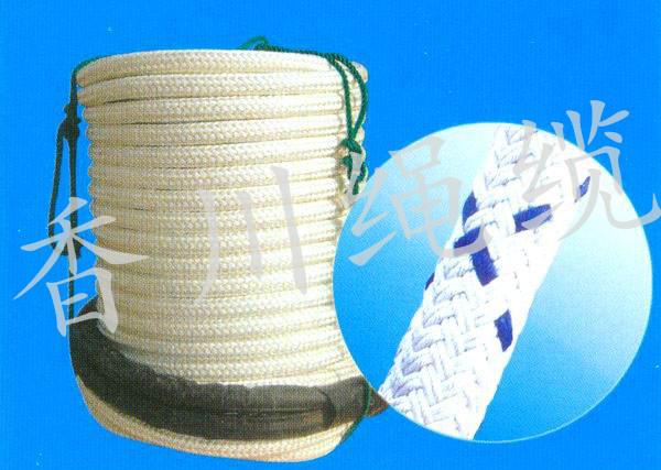 新型双层编织绳索
