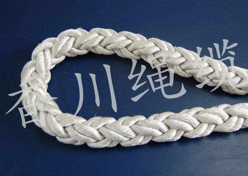 尼龙八股绳