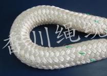 尼龙双层编织绳索