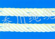 尼龙粗单丝复合绳索