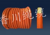 高分子聚乙烯纤维包覆绳索