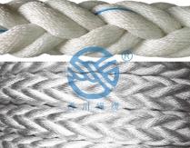 性能PP纤维和涤纶复丝混合缆绳