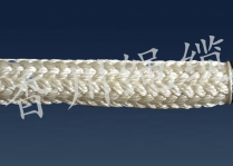 涤纶双层编织绳