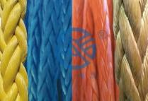 超高分子量聚乙烯纤维缆绳